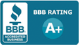 Roofer ProCare Solutions A+ Better Business Bureau Business Accreditated